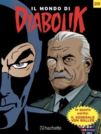 Il mondo di Diabolik uscita 20