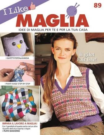 I like Maglia uscita 89