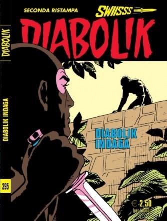 DIABOLIK SWIISSS N. 0295
