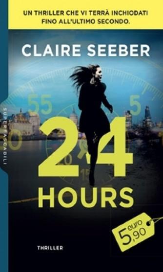 Harmony SuperTascabili - 24 Hours Di Claire Seeber