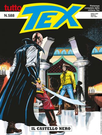Tutto Tex N.588 - Il castello nero