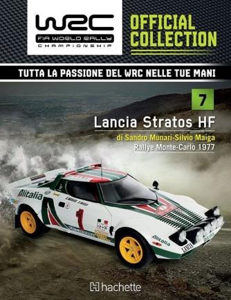 WRC uscita 7