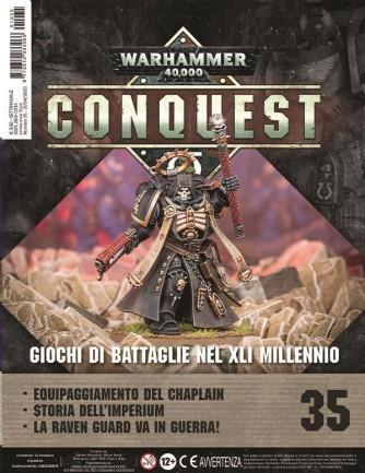 Warhammer 40,000: Conquest uscita 35