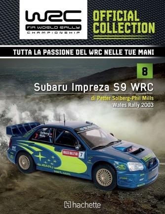 WRC uscita 8