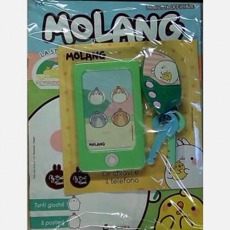Molang - La rivista ufficiale
