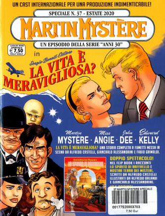 Martin Mystere Speciale - N° 37 - La Vita E' Meravigliosa?/Lo Spirito Di Raffaello - Bonelli Editore