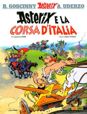 Asterix Collection - N° 1 - Asterix E La Corsa D'Italia - Panini Comics