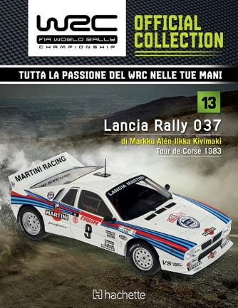 WRC uscita 13