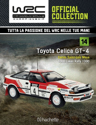 WRC uscita 14