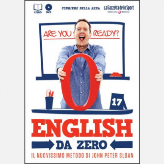 English da Zero di John Peter Sloan (ed. 2020)