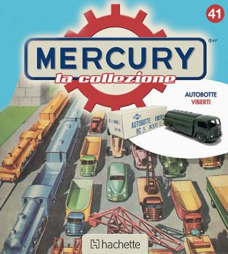 Mercury - la collezione uscita 41