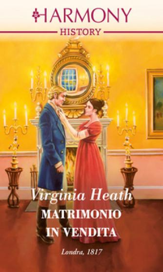 Harmony History - Matrimonio in vendita Di Virginia Heath