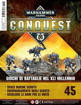 Warhammer 40,000: Conquest uscita 45