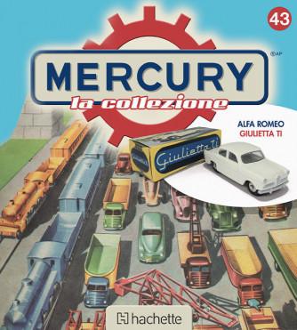 Mercury - la collezione uscita 43