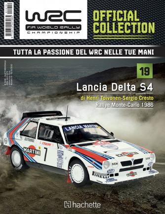 WRC uscita 19