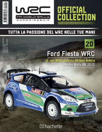 WRC uscita 20