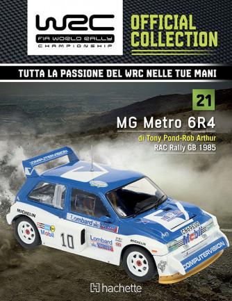 WRC uscita 21
