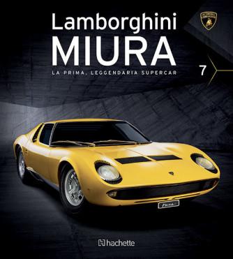 Costruisci la Lamborghini Miura uscita 7