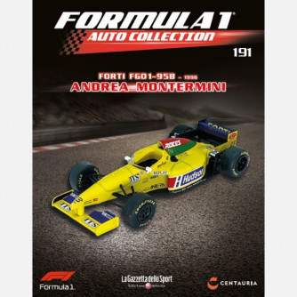 Formula 1 Auto Collection