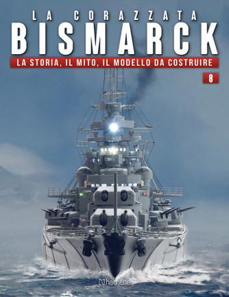 Costruisci la Corazzata Bismarck uscita 8