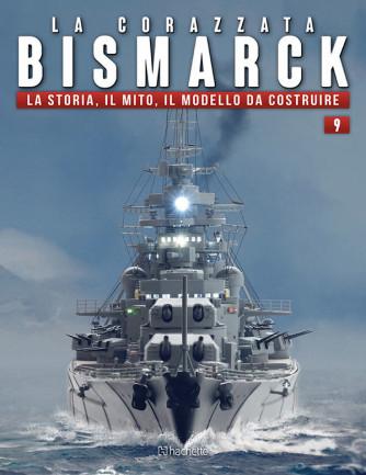 Costruisci la Corazzata Bismarck uscita 9