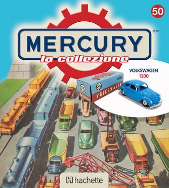 Mercury - la collezione uscita 50