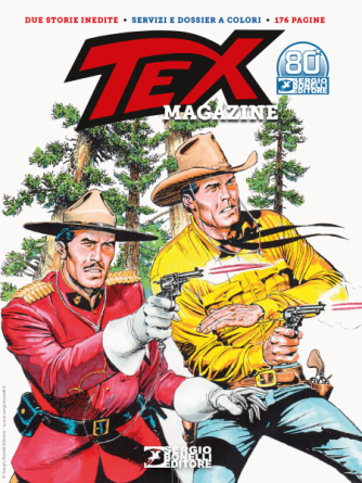 Tex Magazine N.7 - Tex Magazine 2021