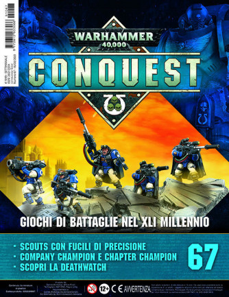 Warhammer 40,000: Conquest uscita 67