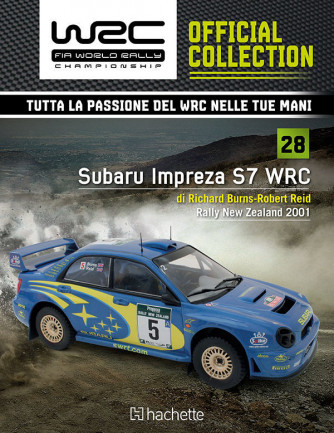 WRC uscita 28