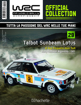WRC uscita 29