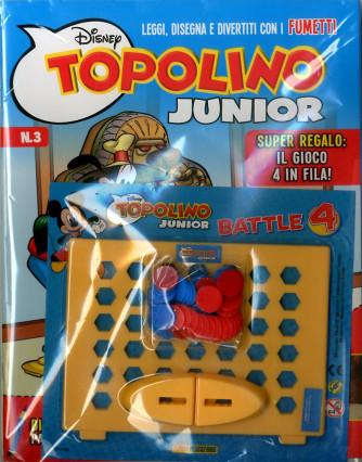 Topolino Junior - N° 3 - Topolino Junior - Disney Play Panini Comics