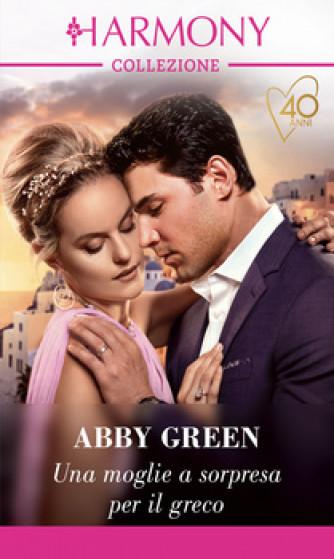 Harmony Collezione - Una moglie a sorpresa per il greco Di Abby Green