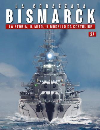 Costruisci la Corazzata Bismarck uscita 27