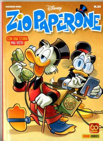 Zio Paperone - N° 35 - Zio Paperone - Panini Comics
