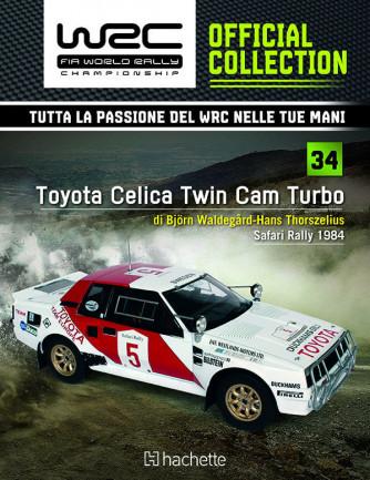WRC uscita 34