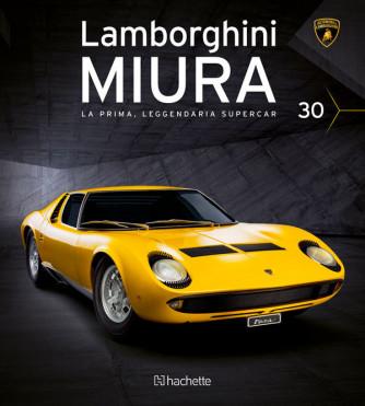 Costruisci la Lamborghini Miura uscita 30