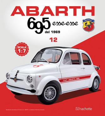 Abarth 695 esse esse uscita 12