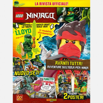 LEGO Ninjago - Magazine