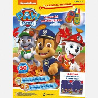 PAW Patrol - La rivista ufficiale