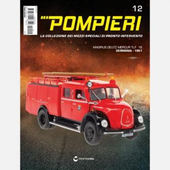 Pompieri - La collezione dei mezzi speciali di pronto intervento