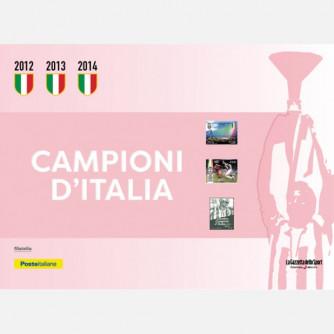 Francobolli Campioni d'Italia