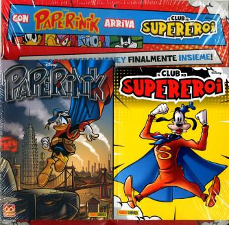 Paperinik Appgrade #106 + Club - Paperinik 55 + Il Club Dei Supereroi #1 - Panini Comics