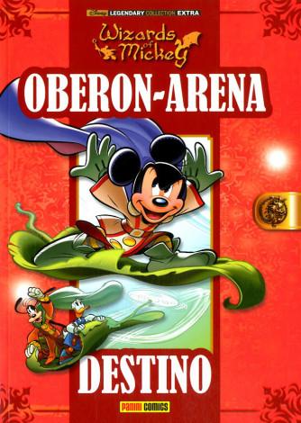Wizards Of Mickey - N° 12 - Oberon/Arena/Destino - Disney Legendary Collection Ex Panini Comics