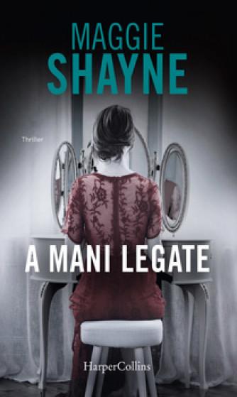 Harmony Suspense - A mani legate Di Maggie Shayne