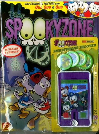 Disney Gag - N° 6 - Spookyzone 3 - Panini Comics