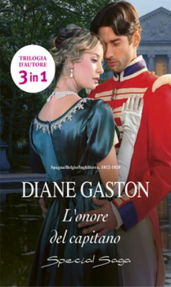 Harmony Harmony Special Saga - L'onore del capitano Di Diane Gaston