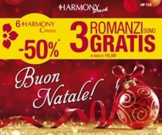 Harmony Pack - Pack Natale Di Debbie Macomber, Anne Oliver, Lucy King, Scarlet Wilson, Sharon Kendrick, Linda Thomas-Sundstrom