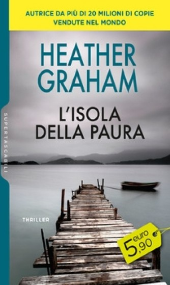 Harmony SuperTascabili - L'isola della paura Di Heather Graham