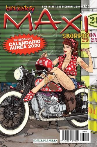 Lanciostory Skorpio Maxi - N° 54 - Lanciostory Skorpio Maxi - Editoriale Aurea