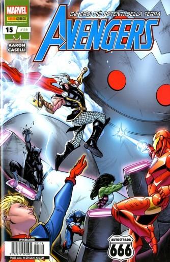 Avengers - N° 119 - Avengers 15 - Panini Comics
